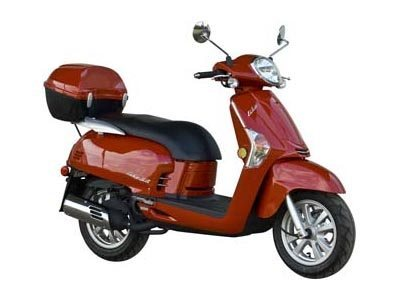 2014 Kymco Like 50 2T, motorcycle listing
