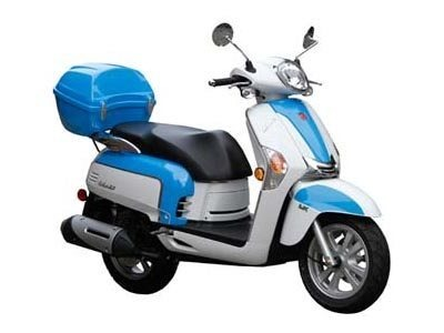 2014 Kymco Like 50 LX, motorcycle listing