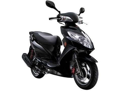 2014 Kymco MOVIE 150, motorcycle listing