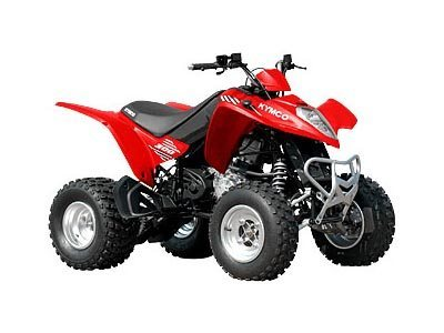 2014 Kymco Mongoose 300, motorcycle listing