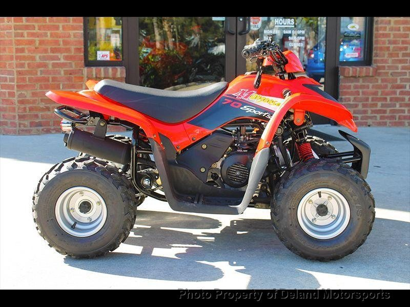 2014 Kymco Mongoose 70s, motorcycle listing