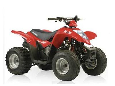2014 Kymco Mongoose 90 R, motorcycle listing
