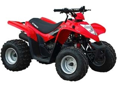 2014 Kymco Mongoose 90s, motorcycle listing
