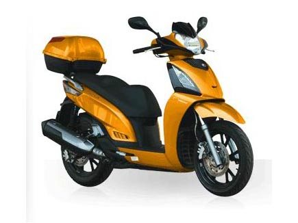 2014 Kymco People GT 300i, motorcycle listing