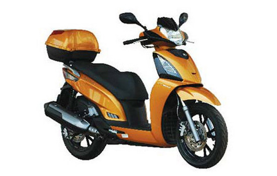 2014 Kymco People GT300I, motorcycle listing