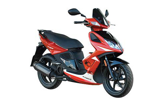 2014 Kymco SUPER 8 150, motorcycle listing