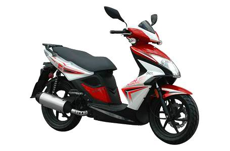 2014 Kymco SUPER 8 50 2T, motorcycle listing