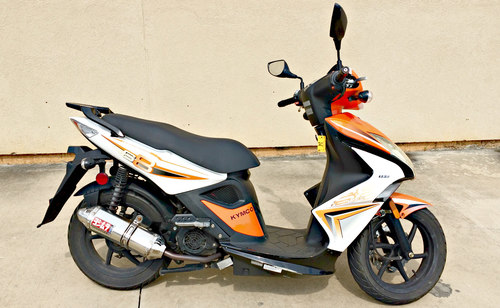 2014 Kymco SUPER 8, motorcycle listing