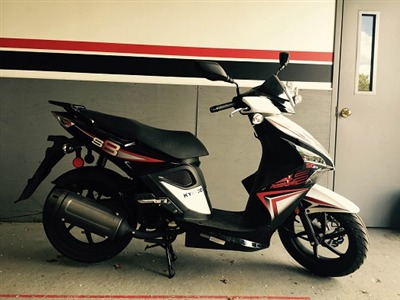 2014 Kymco SUPER850, motorcycle listing