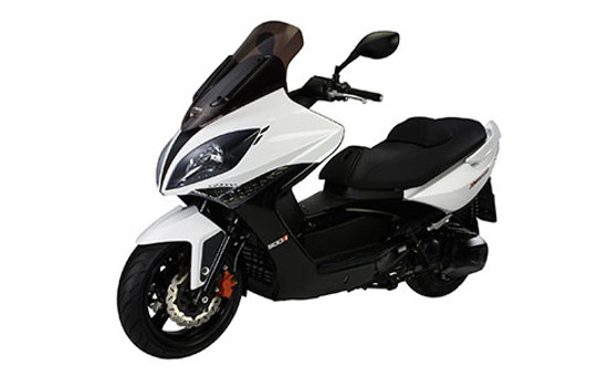 2014 Kymco XCITING 500 I ABS, motorcycle listing
