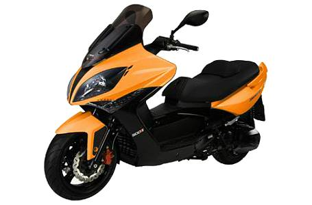 2014 Kymco XCITING 500 Ri ABS, motorcycle listing