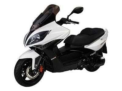 2014 Kymco XCITING 500RI ABS, motorcycle listing