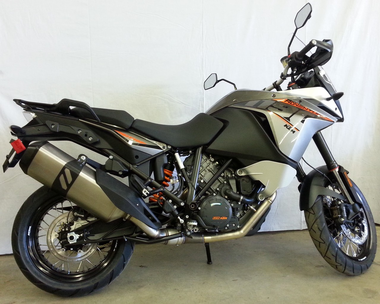 2015 KTM 1190 ADVENTURE, motorcycle listing