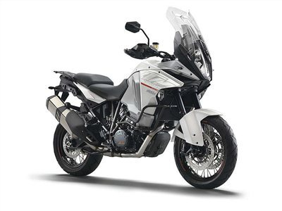 2015 KTM 1290 Super Adventure, motorcycle listing