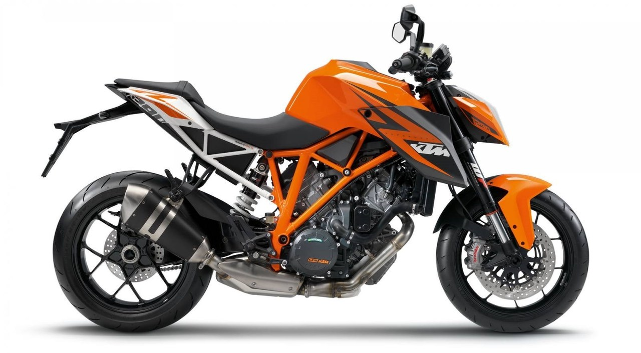 2015 KTM 1290 Super Duke R ABS, motorcycle listing