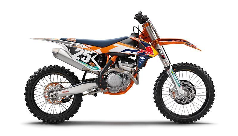 2015 KTM 250 SX-F FACTORY EDITION, motorcycle listing