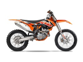 2015 KTM 250 SX-F, motorcycle listing