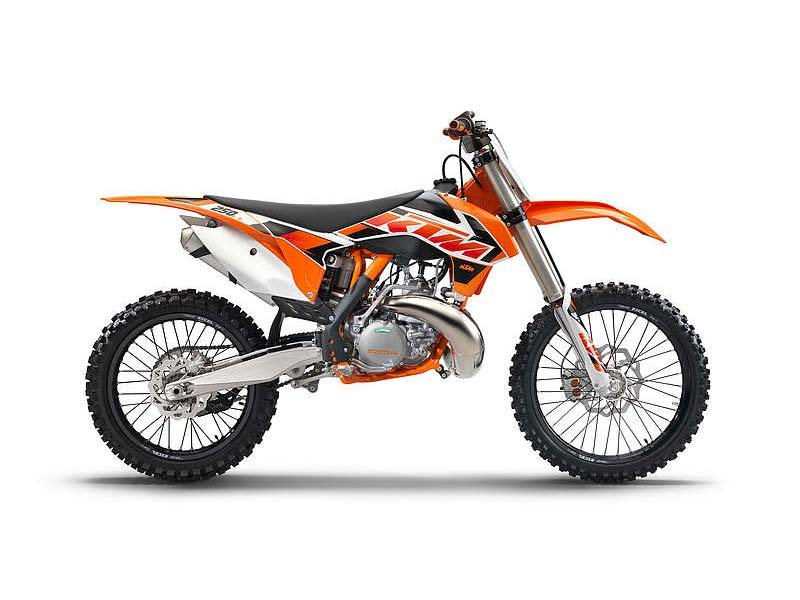 2015 KTM 250 SX, motorcycle listing