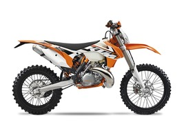 2015 KTM 250 XC, motorcycle listing