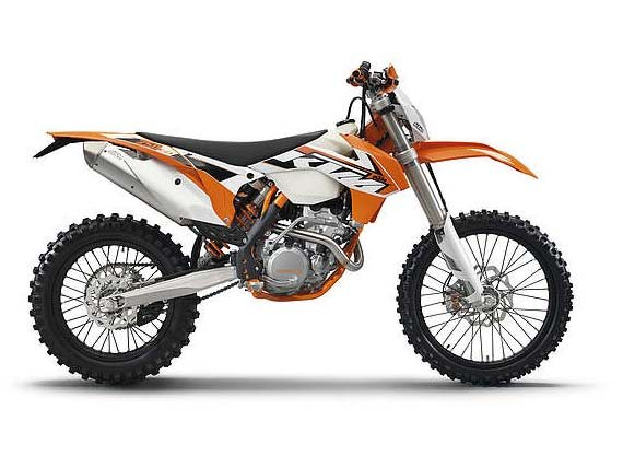2015 KTM 250 XCF-W, motorcycle listing