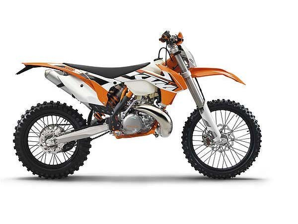 2015 KTM 300 XC, motorcycle listing
