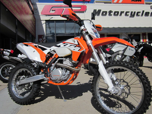 2015 KTM 350 EXC-F 250 HANDLING – 450 POWER & STREET LEGAL!!, motorcycle listing