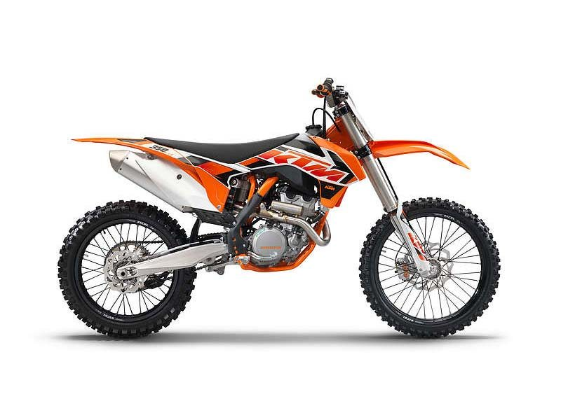 2015 KTM 350 SX-F, motorcycle listing