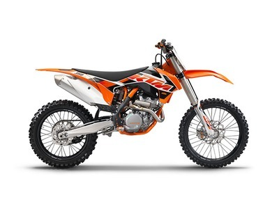 2015 KTM 350  SX-F , motorcycle listing