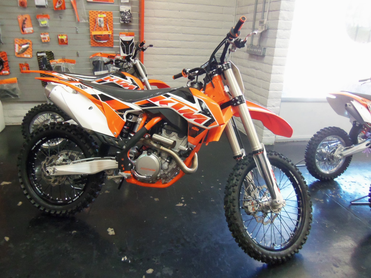 2015 KTM 350 SX, motorcycle listing