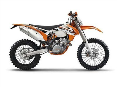 2015 KTM 350 XCF-W, motorcycle listing