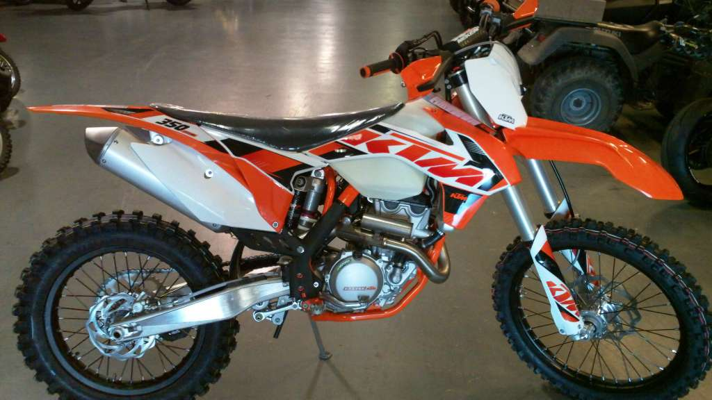 2015 KTM 350XCF-W, motorcycle listing