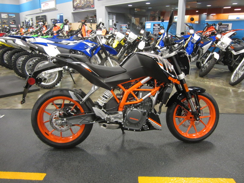 2015 KTM 390 Duke ABS, motorcycle listing