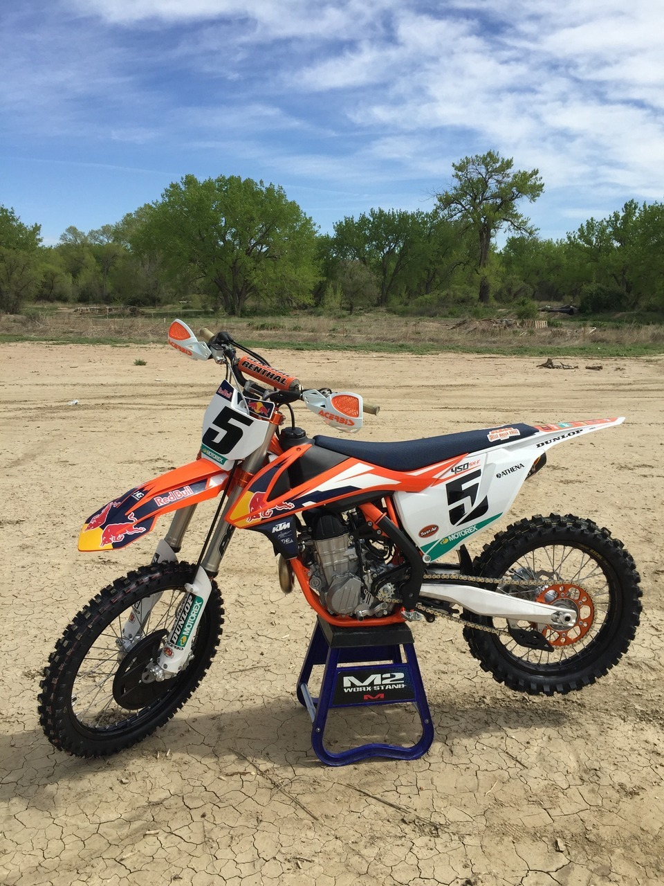 2015 KTM 450 SX-F FACTORY EDITION, motorcycle listing