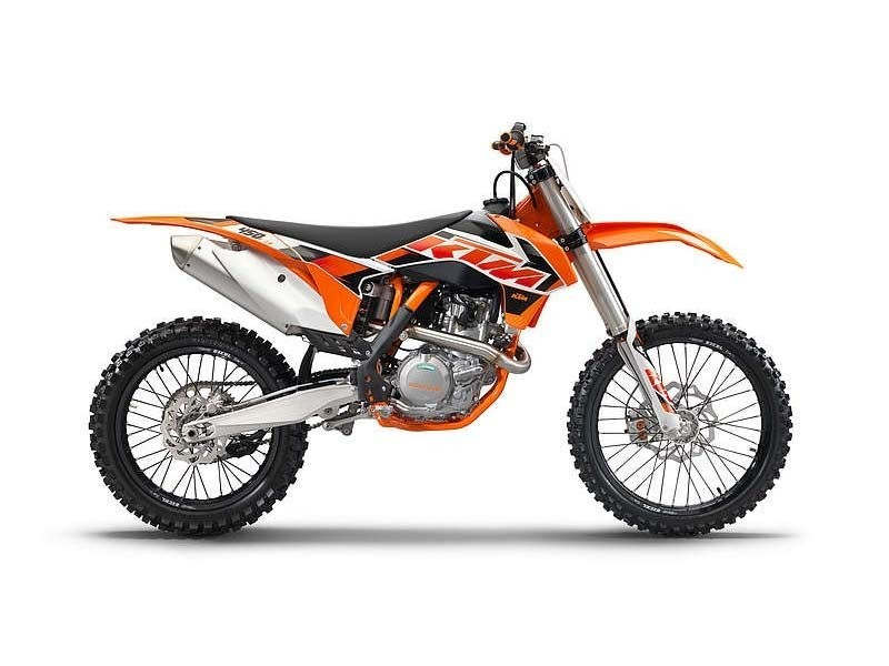 2015 KTM 450 SX-F, motorcycle listing