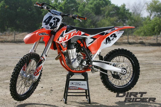 2015 KTM 450SX-F, motorcycle listing