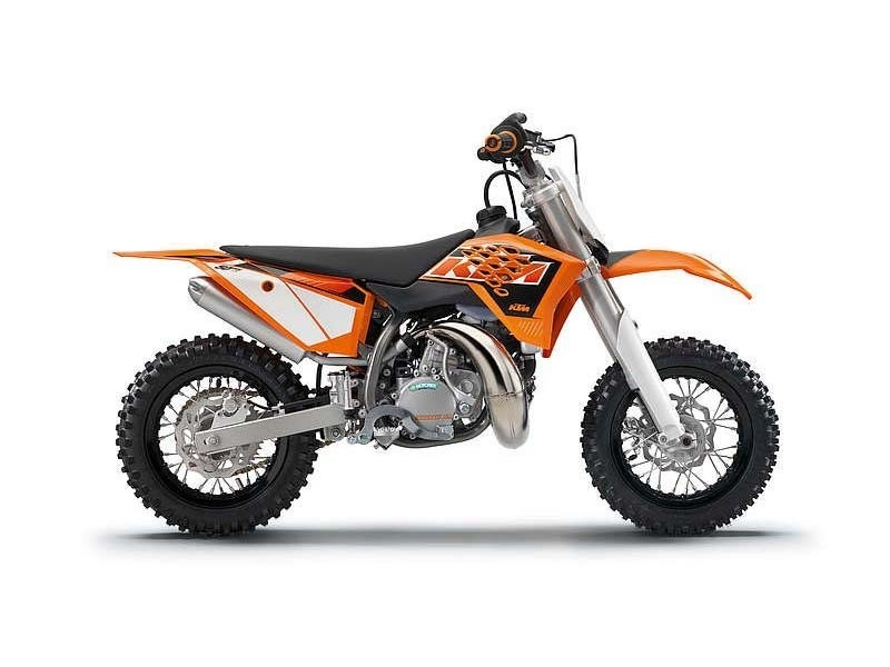 2015 KTM 50 SX Mini, motorcycle listing