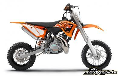 2015 KTM 50SX, motorcycle listing