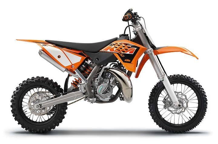 2015 KTM 65 SX, motorcycle listing
