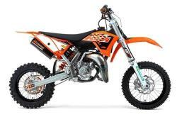2015 KTM 65 SXS, motorcycle listing