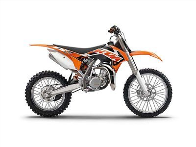 2015 KTM 85 SX, motorcycle listing