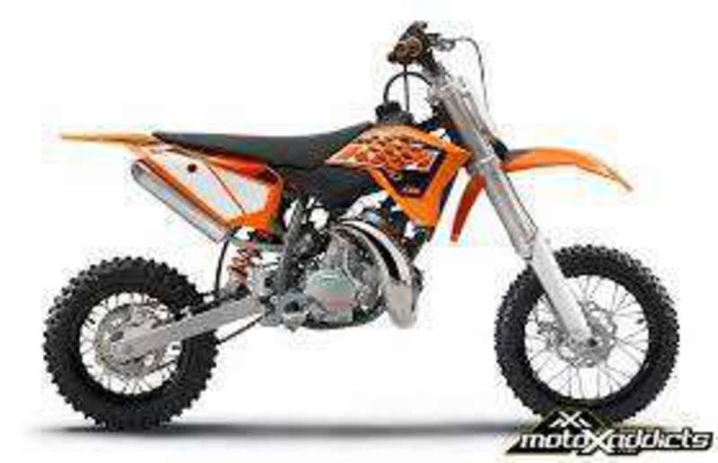 2015 KTM 85 SXS, motorcycle listing