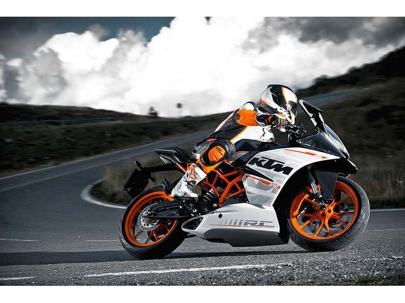 2015 KTM RC 390, motorcycle listing