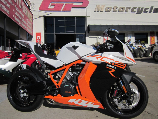 2015 KTM RC8 R - See ALL the KTM's @ GP!, motorcycle listing
