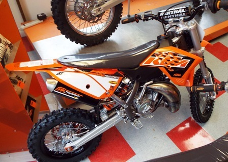 2015 KTM SXS 65, motorcycle listing