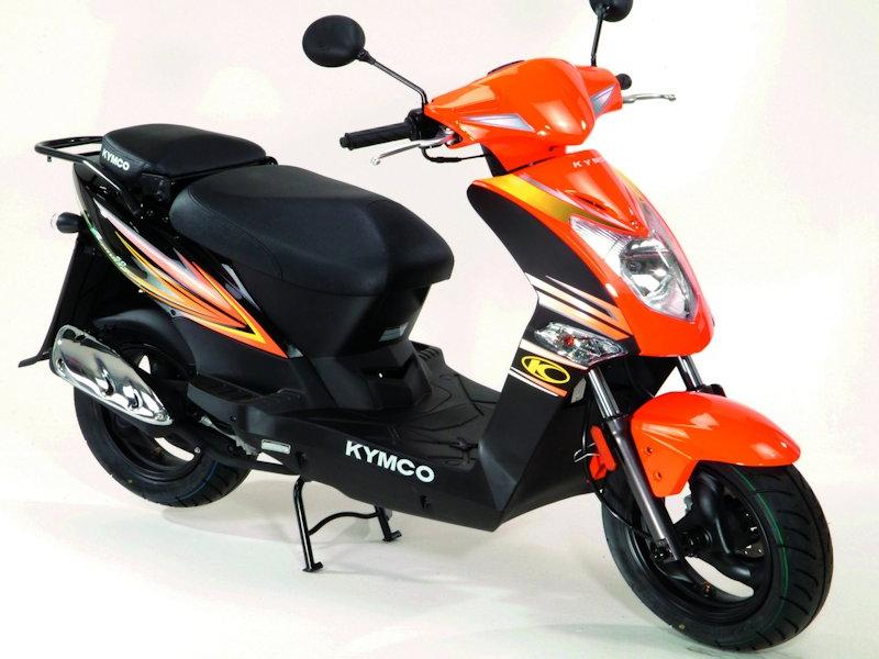 2015 Kymco AGILITY 4T, motorcycle listing