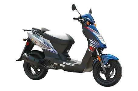 2015 Kymco AGILITY 50 4T, motorcycle listing
