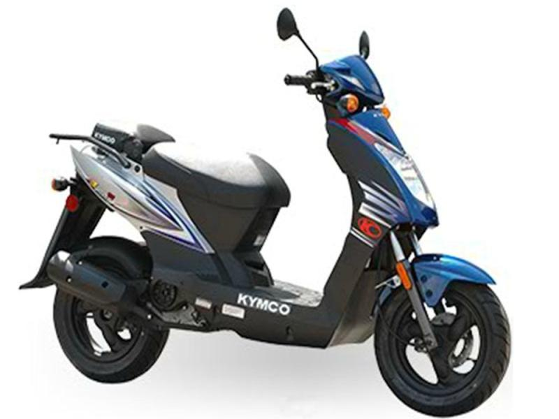 2015 Kymco AGILITY 504T, motorcycle listing