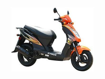 2015 Kymco Agility 125, motorcycle listing