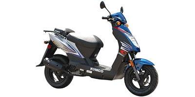 2015 Kymco Agility 50 , motorcycle listing