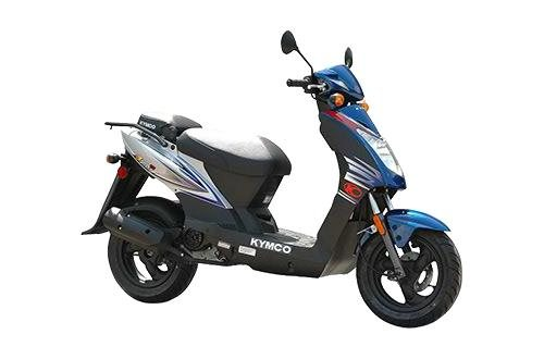 2015 Kymco Agility 50, motorcycle listing